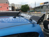 GT Wing Spoiler Completed Kit for hatchback