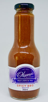 (Sauce) - Spicy BBQ Sauce - 350ml