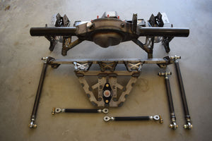 3-Link Rear Suspension Systems