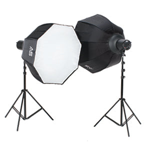 SmithVictor Cineflood LED 3000 2 light kit