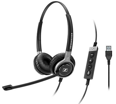 SENNHEISER SC 660 Premium Dual-Sided Wired Headset