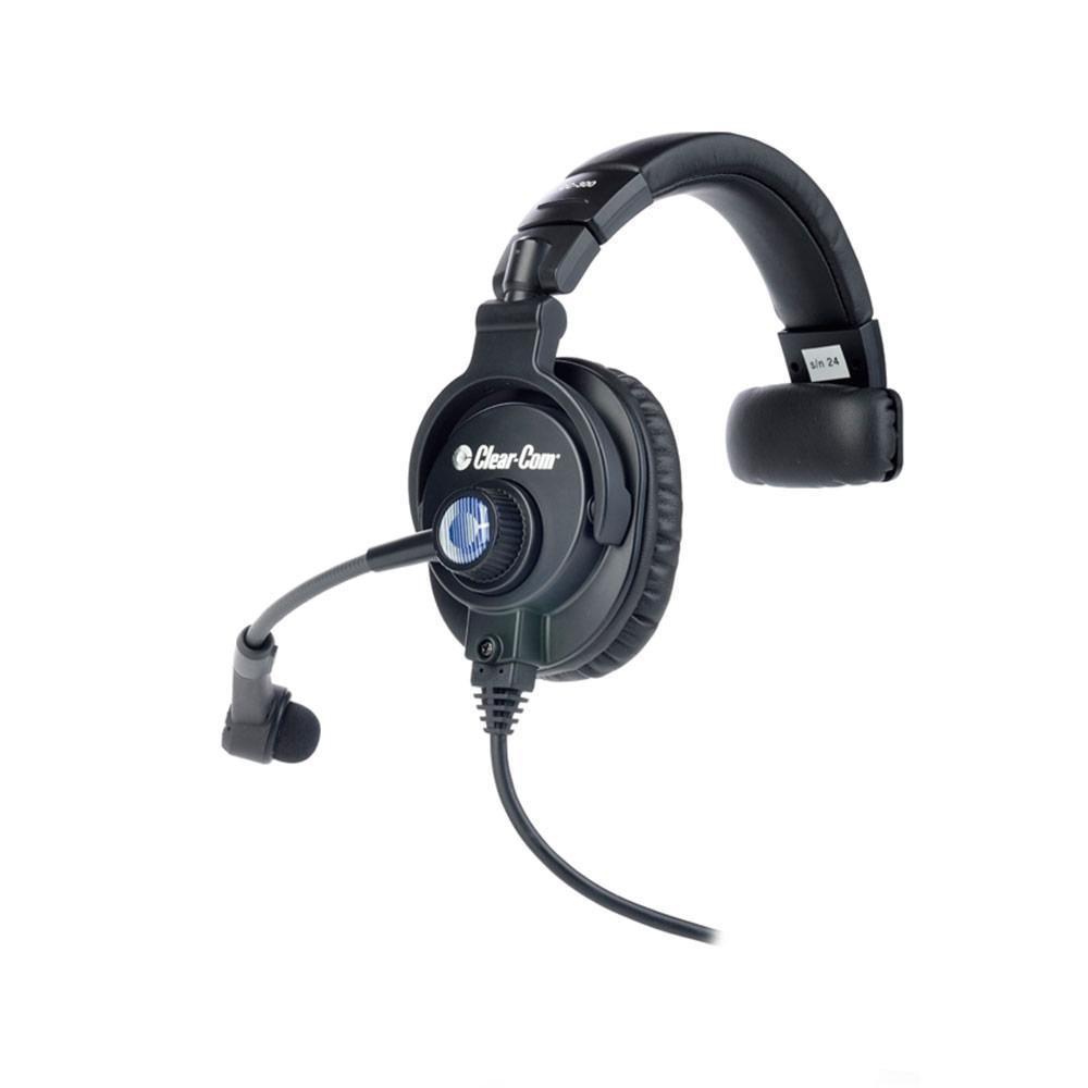 Clear-Com CC-300-X4 Single Ear Headset w/ Mic
