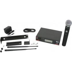 Galaxy Audio DHX Wireless Microphone Systems