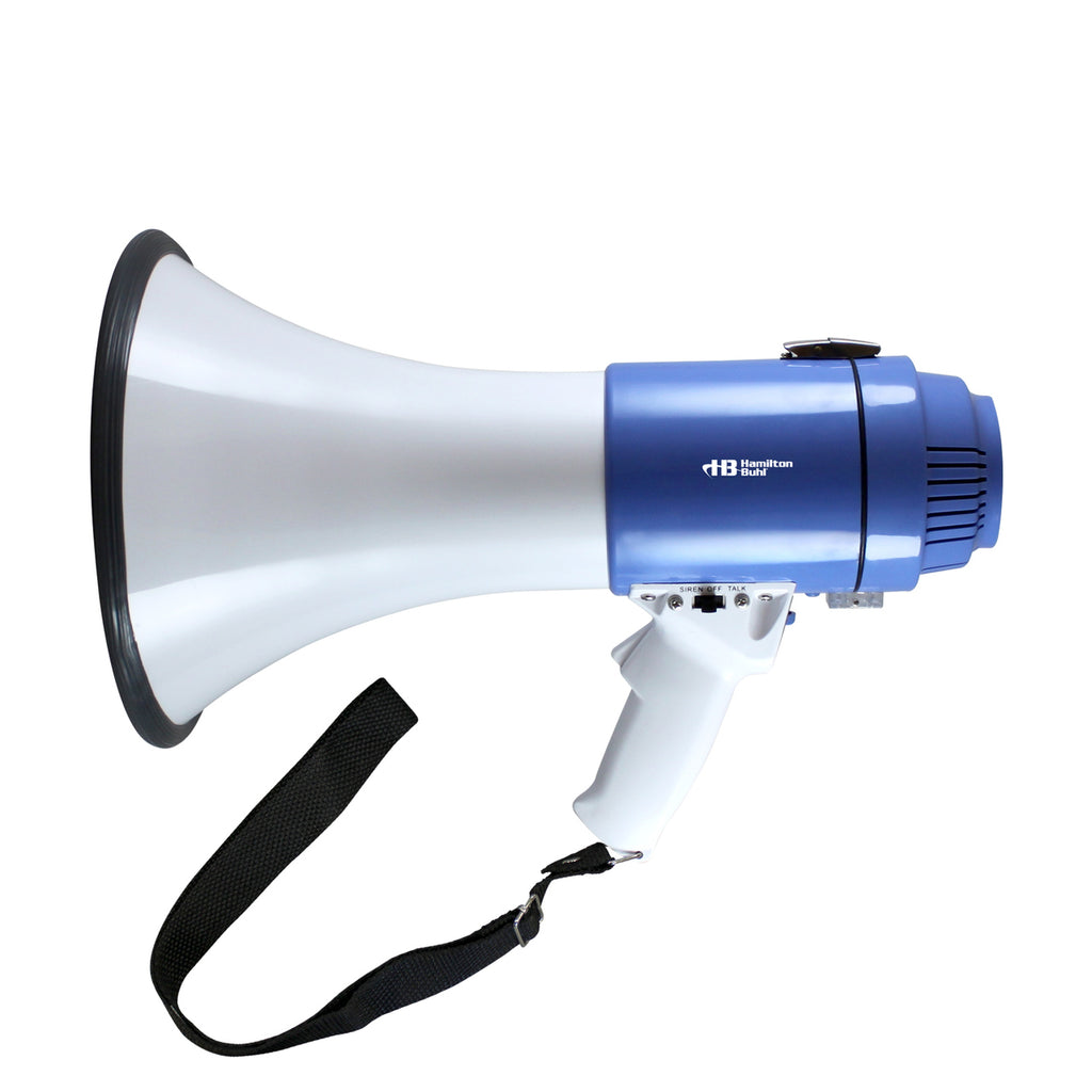 HamiltonBuhl Mighty Mic Megaphone with Siren
