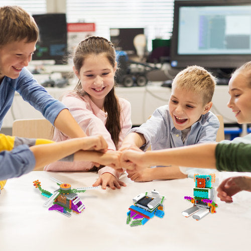 STEAM Education Boost-R-Bots Robot Kit