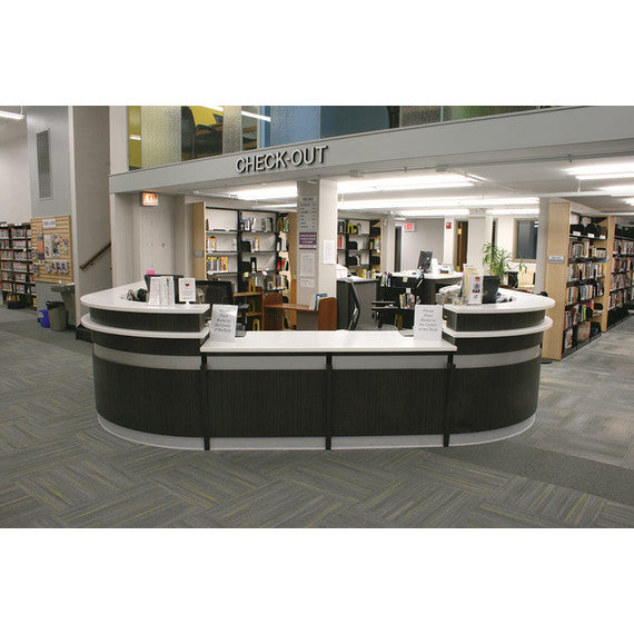 CUSTOM MEDIA TECHNOLOGIES CIRCULATION DESK EXAMPLES