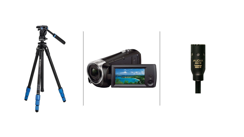 Sony HandyCam Package
