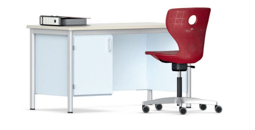 VS Quattro Teach Teachers' Desk