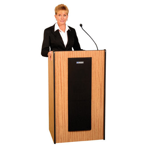 Amplivox S450 Presidential Plus Lectern with Sound