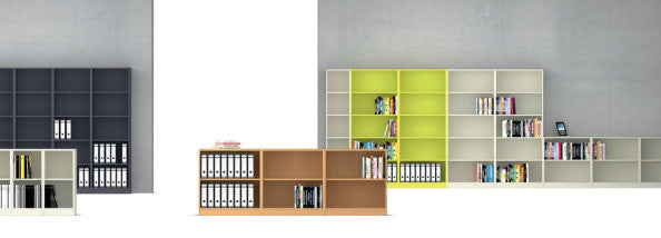 VS Series 800 Fixed Shelving