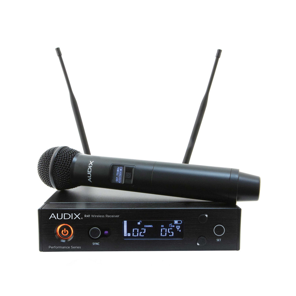 Audix AP41 OM2 Handheld Wireless Microphone System