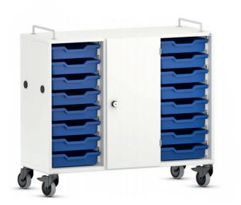 VS Shift+ Transfer Mobile Cabinet with Doors
