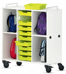 VS Shift+ Transfer Mobile Storage Cabinet