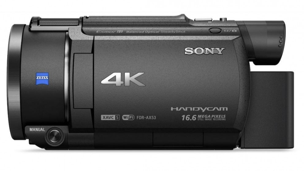 Sony HDR CX455 Camcorder