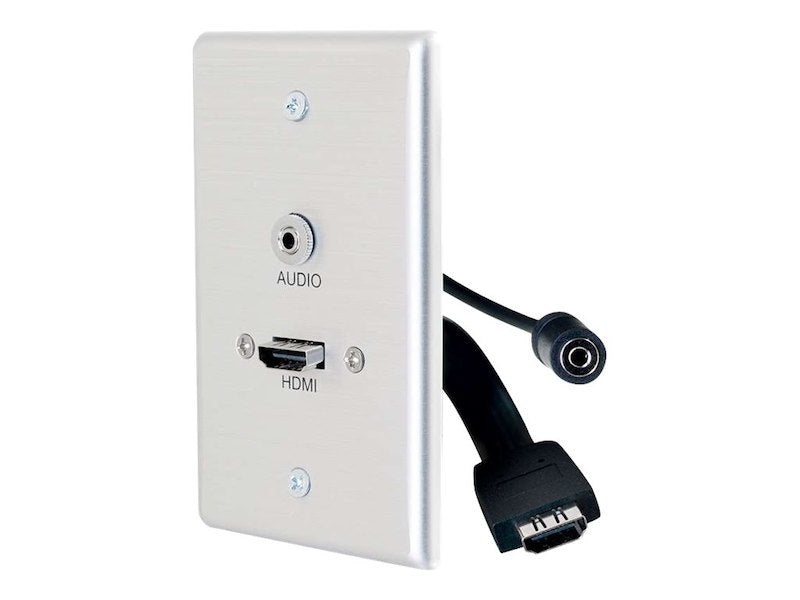 C2G HDMI/Audio Wall Plate