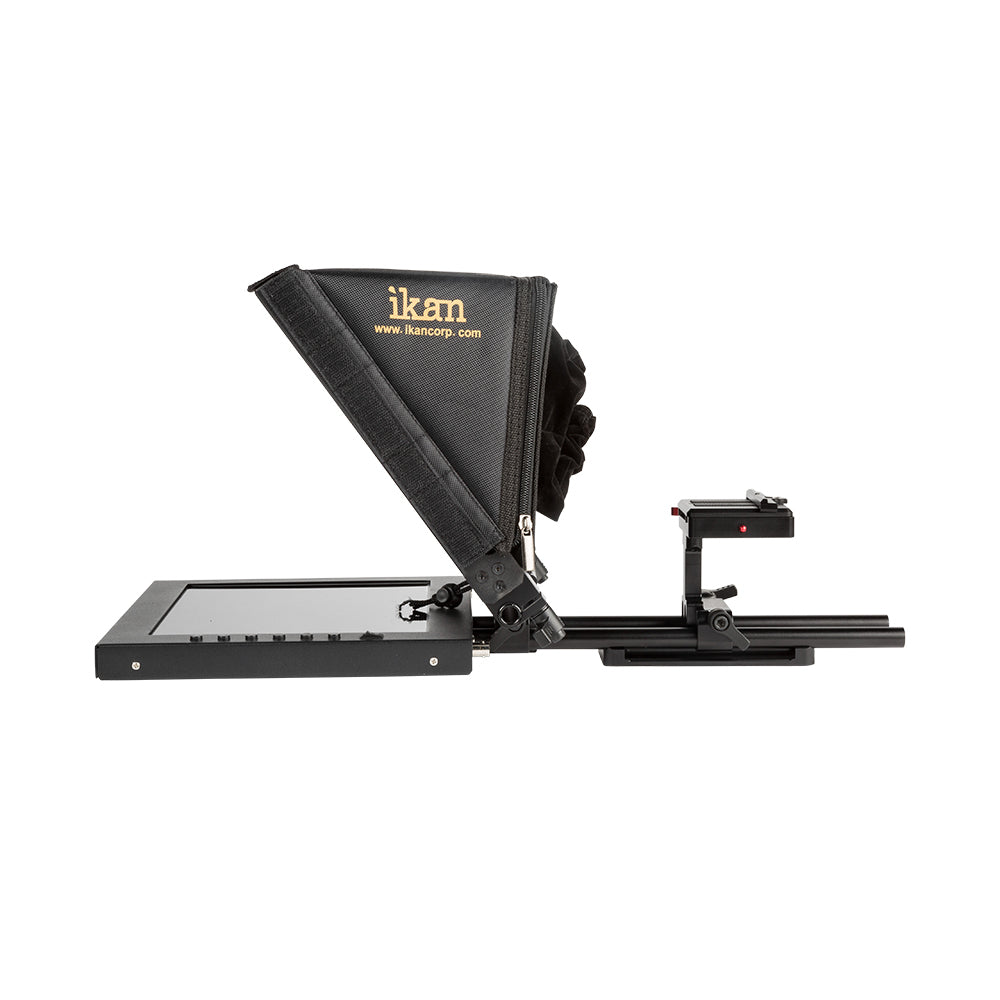 "iKan PT1200  |  12"" Portable Teleprompter Kit"