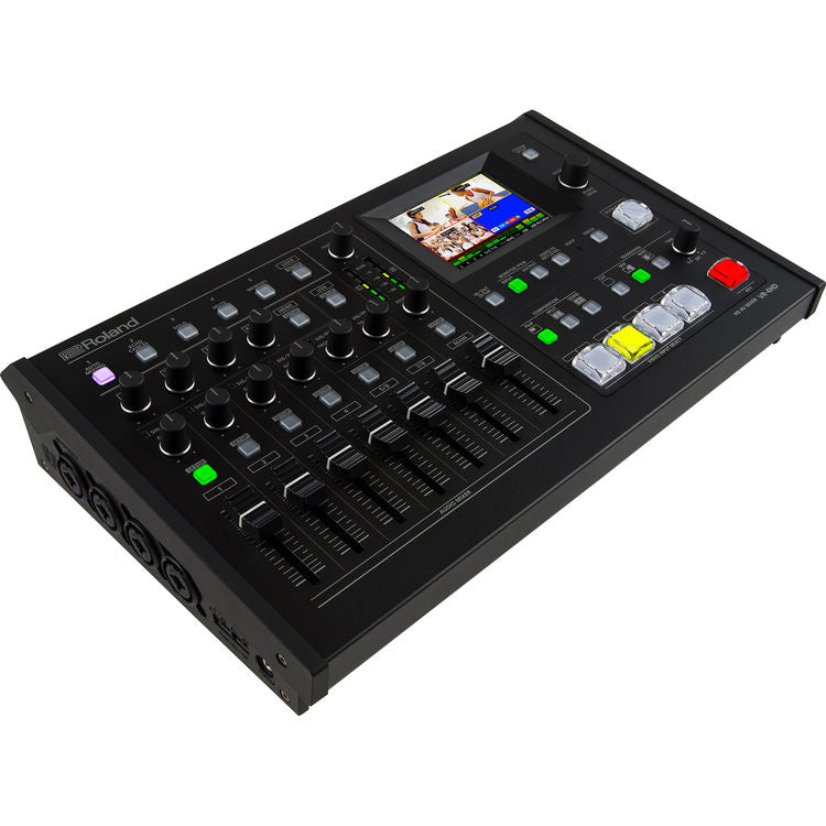 Roland VR-4HD ALL-IN-ONE HD AV MIXER WITH BUILT-IN USB 3.0