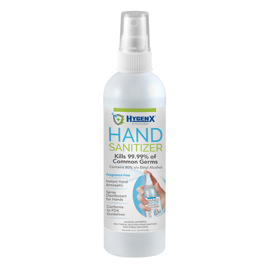 Hand Sanitizer 16 oz. Bottle