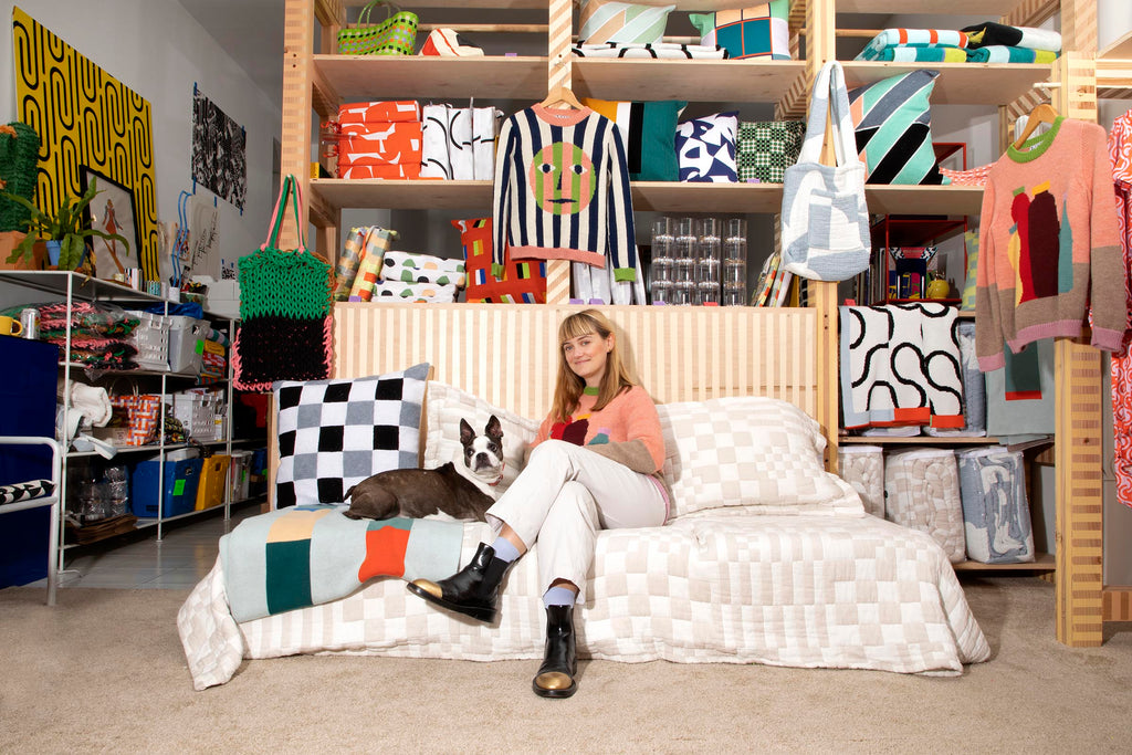Ellen Van Dusen talks dog beds, design and Snips