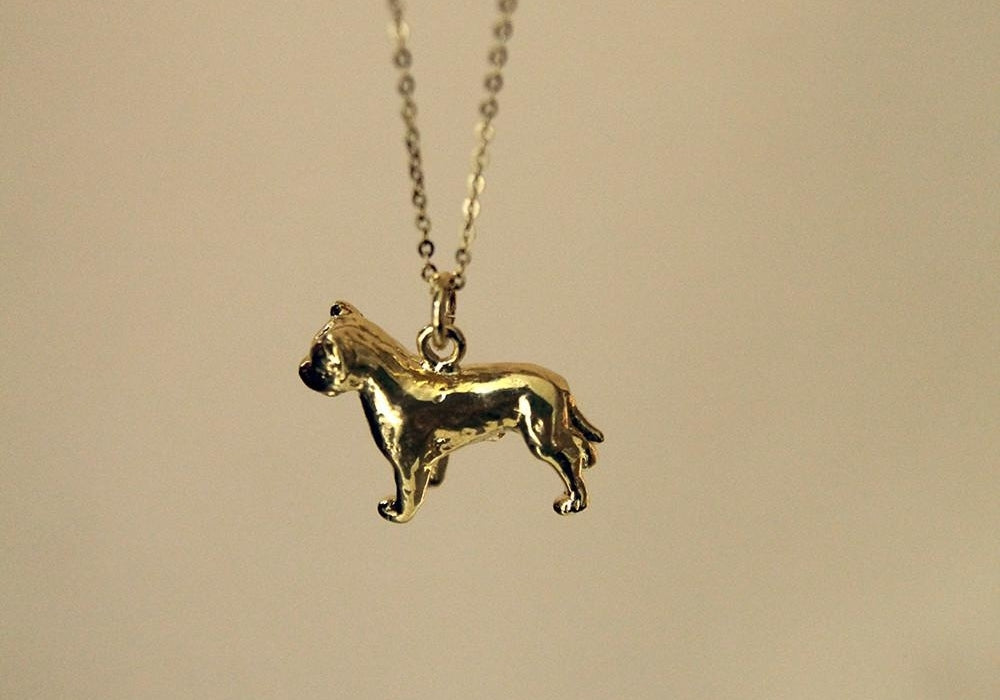 Haati Chai Pitbull Necklace
