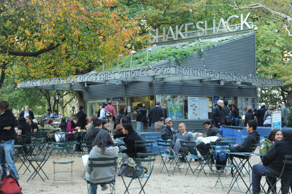 Shake Shack - Madison Square Park