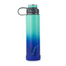 Load image into Gallery viewer, THE BOULDER TriMax Insulated Water Bottle with Strainer - 24 oz