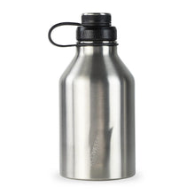 Load image into Gallery viewer, BOSS Triple Insulated Stainless Steel Growler Bottle with Infuser - 64 oz