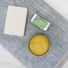 Load image into Gallery viewer, Soothing Body Balm - 3oz (Unscented) + Reusable Mini