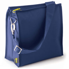 Load image into Gallery viewer, Insulated Lunch tote in Navy