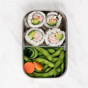 stainless steel lunch containers, food storage containers, stainless bento box, BPA free, food containers