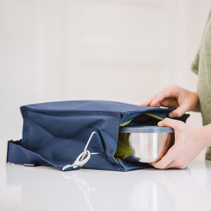 Recycled Insulated Lunch Tote