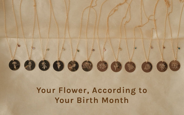 Your Flower According to Your Birth Month