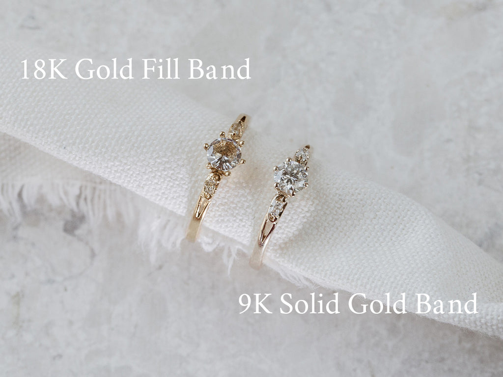 Choose Your Ring Band Material