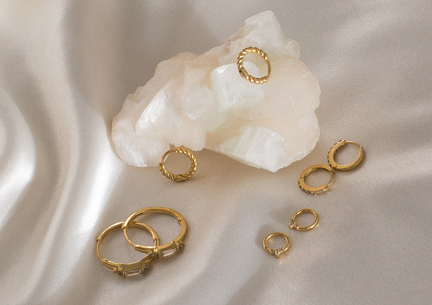 Piercing Collection in 14K Solid Gold