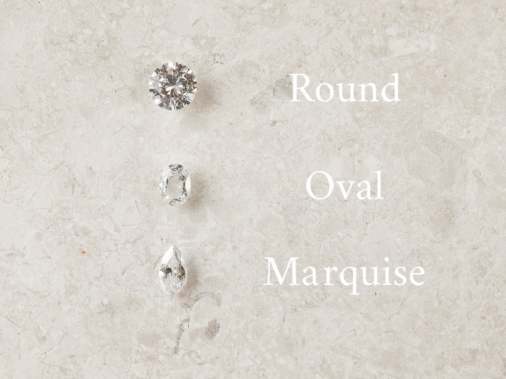 Choose Your Desired Stone Shape