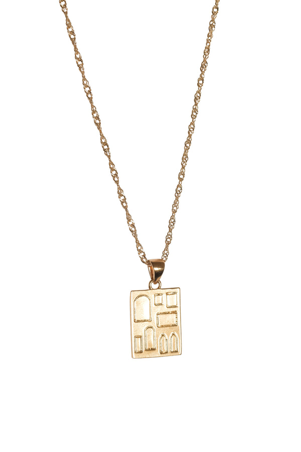 Firenze Pendant Necklace