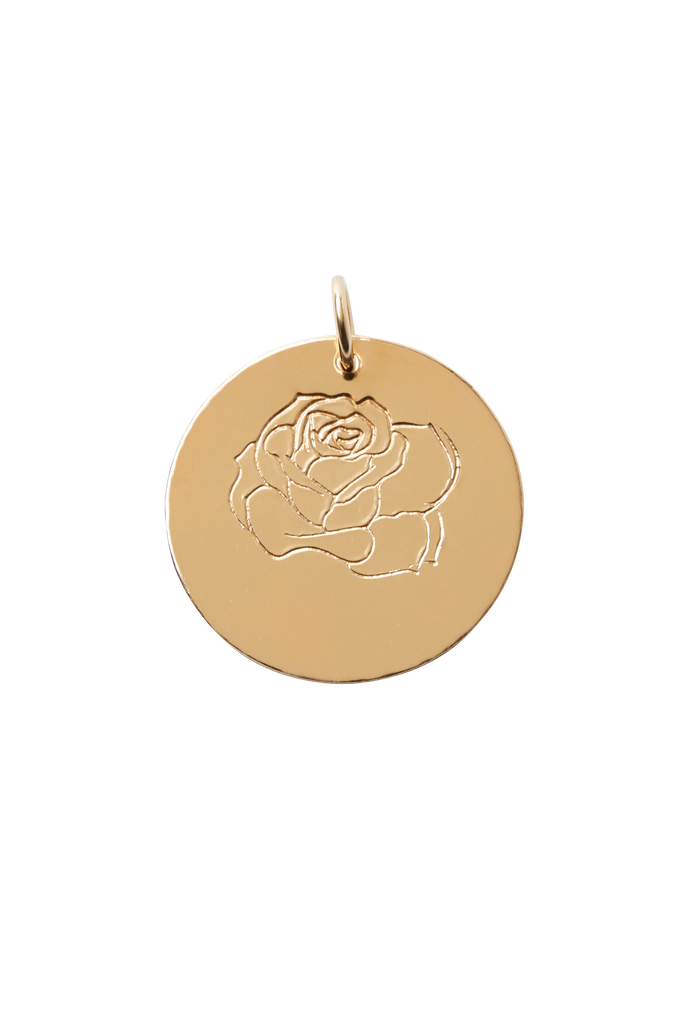 Rose Pendant (June)