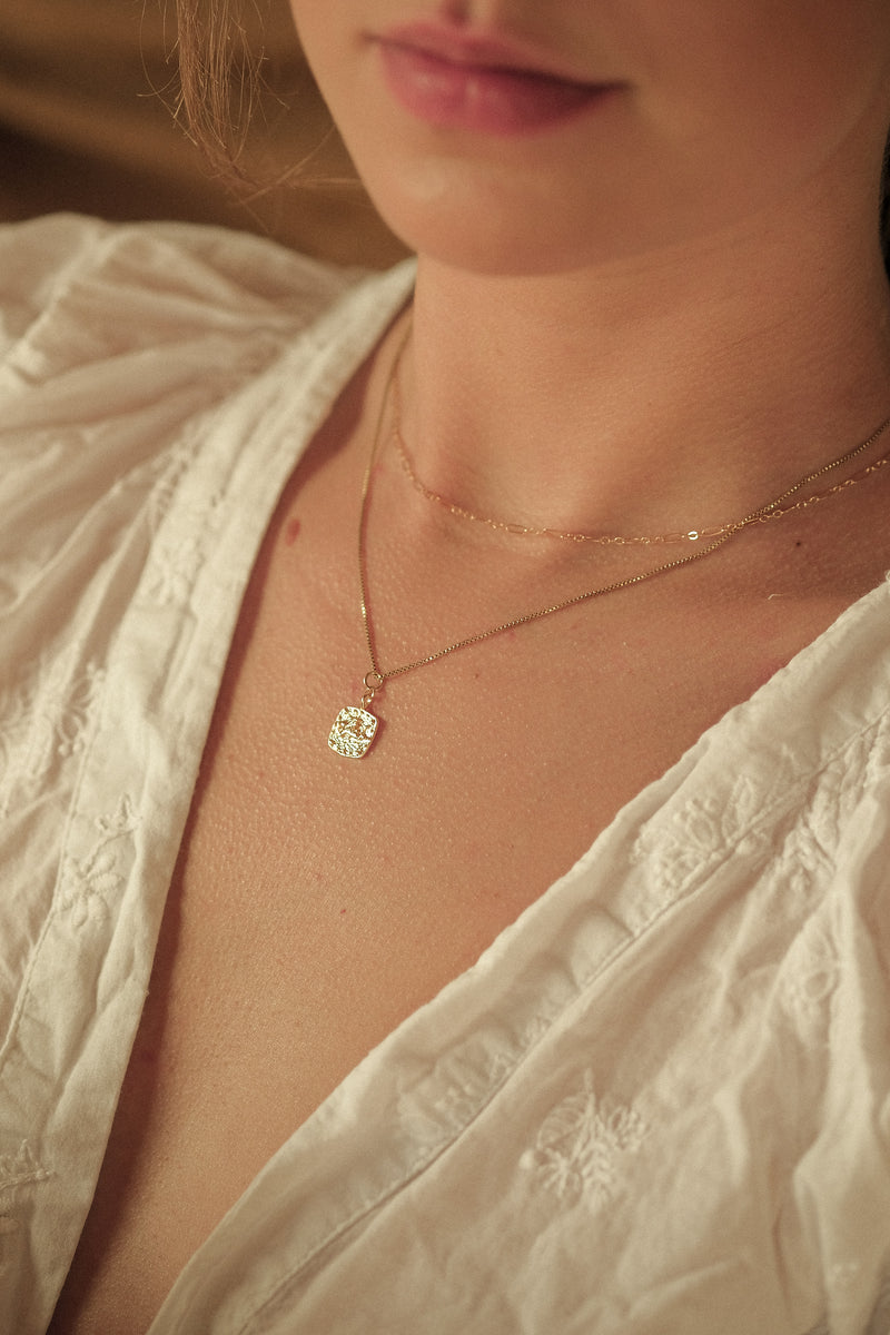 Cupid Necklace (Limited Edition) - S-kin Studio Jewelry | Minimal Jewellery That Lasts.