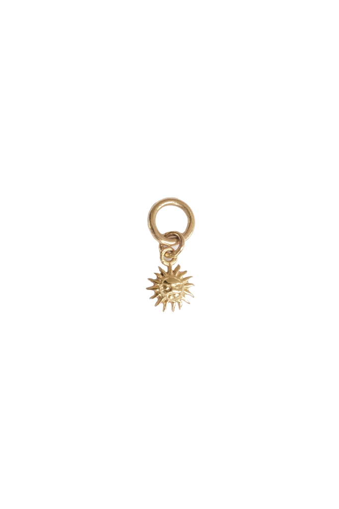 Sun Charm - S-kin Studio Jewelry | Minimal Jewellery That Lasts.