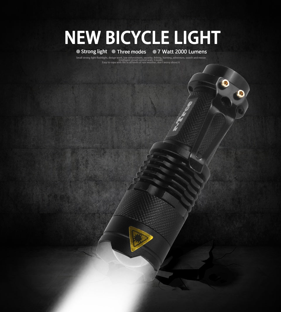 Front Bicycle Light