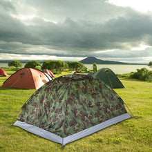 Load image into Gallery viewer, Camouflage Camping Tent