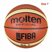 Load image into Gallery viewer, Molten X Series FIBA Approved Basketball