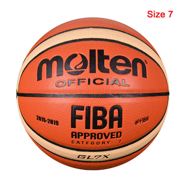 FIBA Approved Basketball For Outdoors Indoors