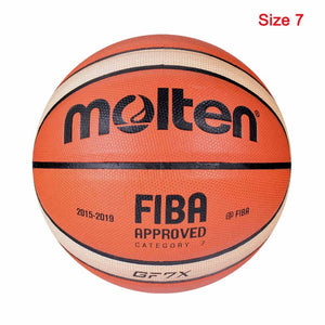 Molten X Series FIBA Approved Basketball