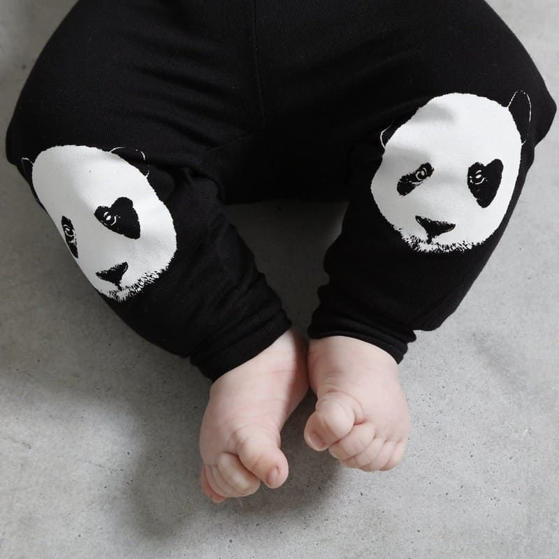 Lucky No7 Legging Panda 18 - 24 M (86/92) Bebé