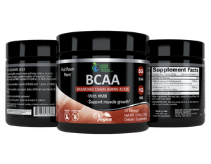 BCAA label