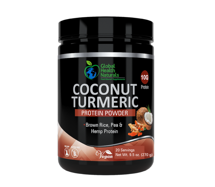 COCONUT TURMERIC PROTEIN