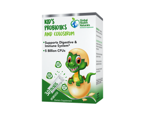 Kids Probiotics and Colostrum