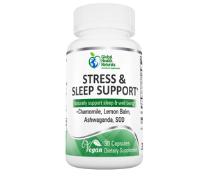STRESS & SLEEP SUPPORT
