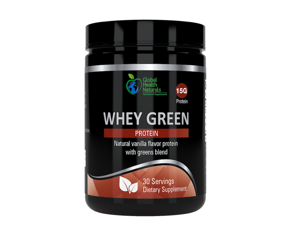WHEY GREEN PROTEIN
